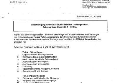 Bescheinigung-Rettungsdienst-Abschnitt-A