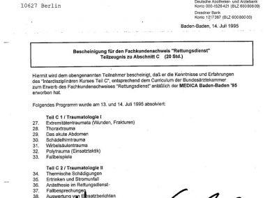 Bescheinigung-Rettungsdienst-Abschnitt-C