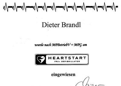 Einweisung-HEARTSTART-FR2+-DEFIBRILLATOR