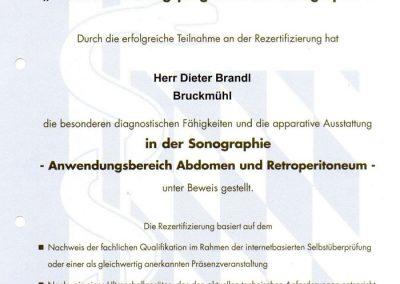 Qualitaetssicherung-Sonographie